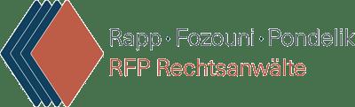 Logo Rapp-Fozouni-Pondelik