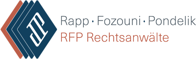 RFP Rechtsanwaelte Logo / Pondelik